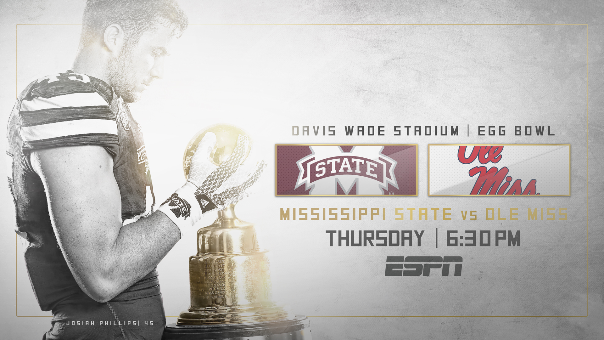 Ole miss gameday colors 2015 - Gameday No 14 Msu Ole Miss Renew Thanksgiving Rivalry In 90th Battle For