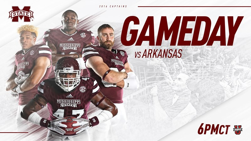 Gameday: MSU To Honor 19 Seniors as Bulldogs Host Arkansas in Home