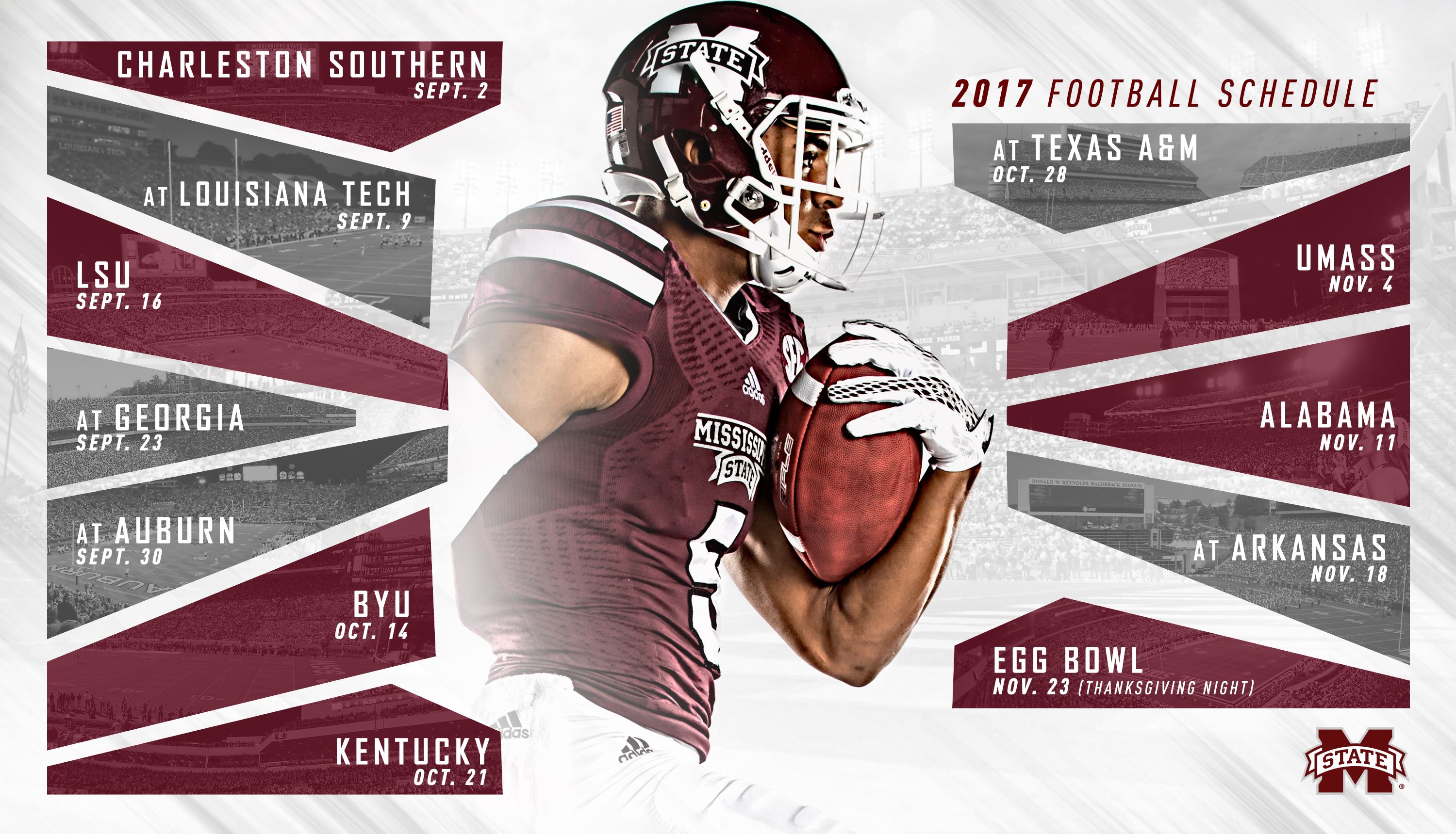 2017 msu football schedule unveiled, egg bowl to return to