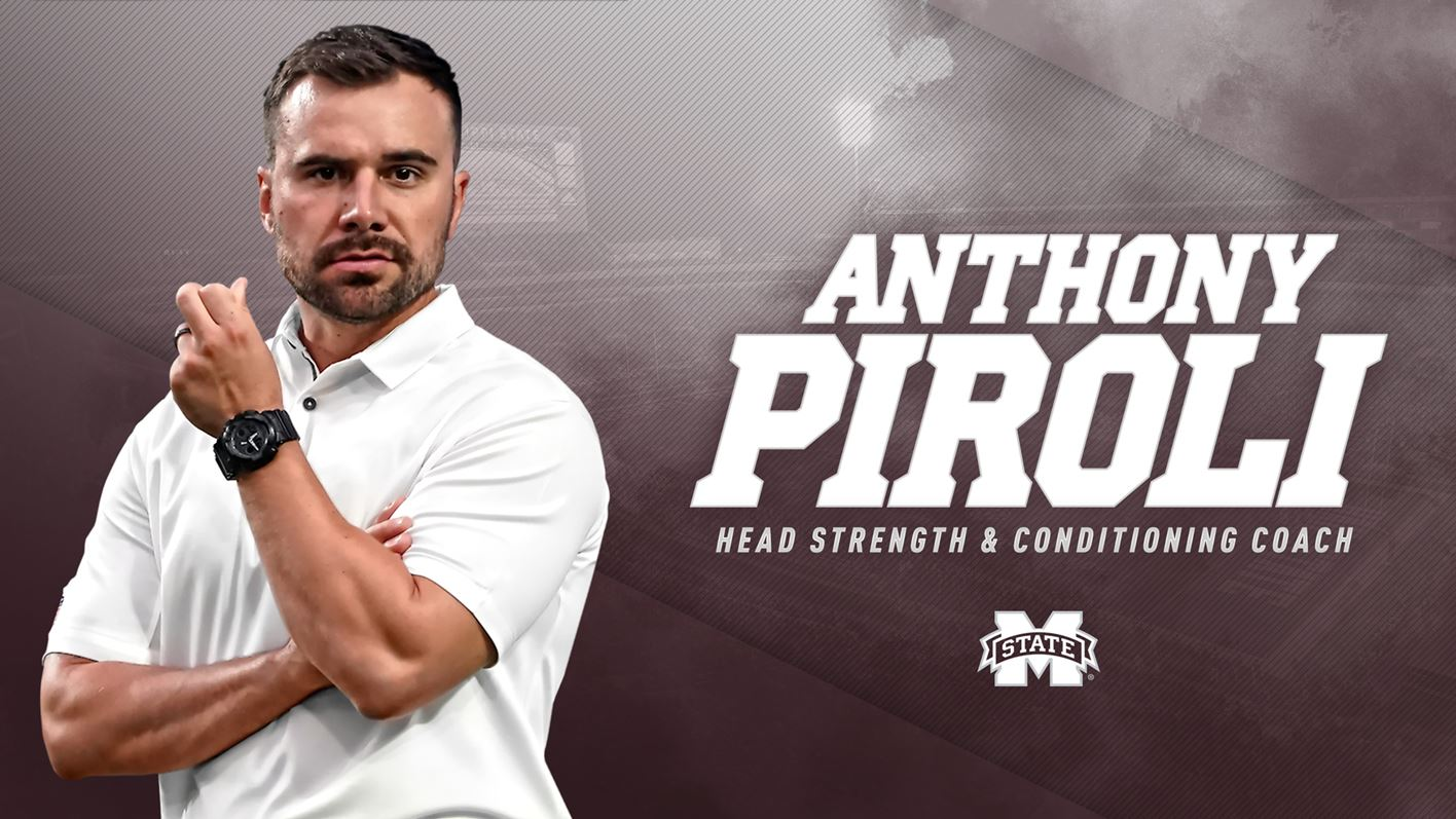 HAILSTATEBEAT: Q&A With New Football Strength Coach Anthony Piroli
