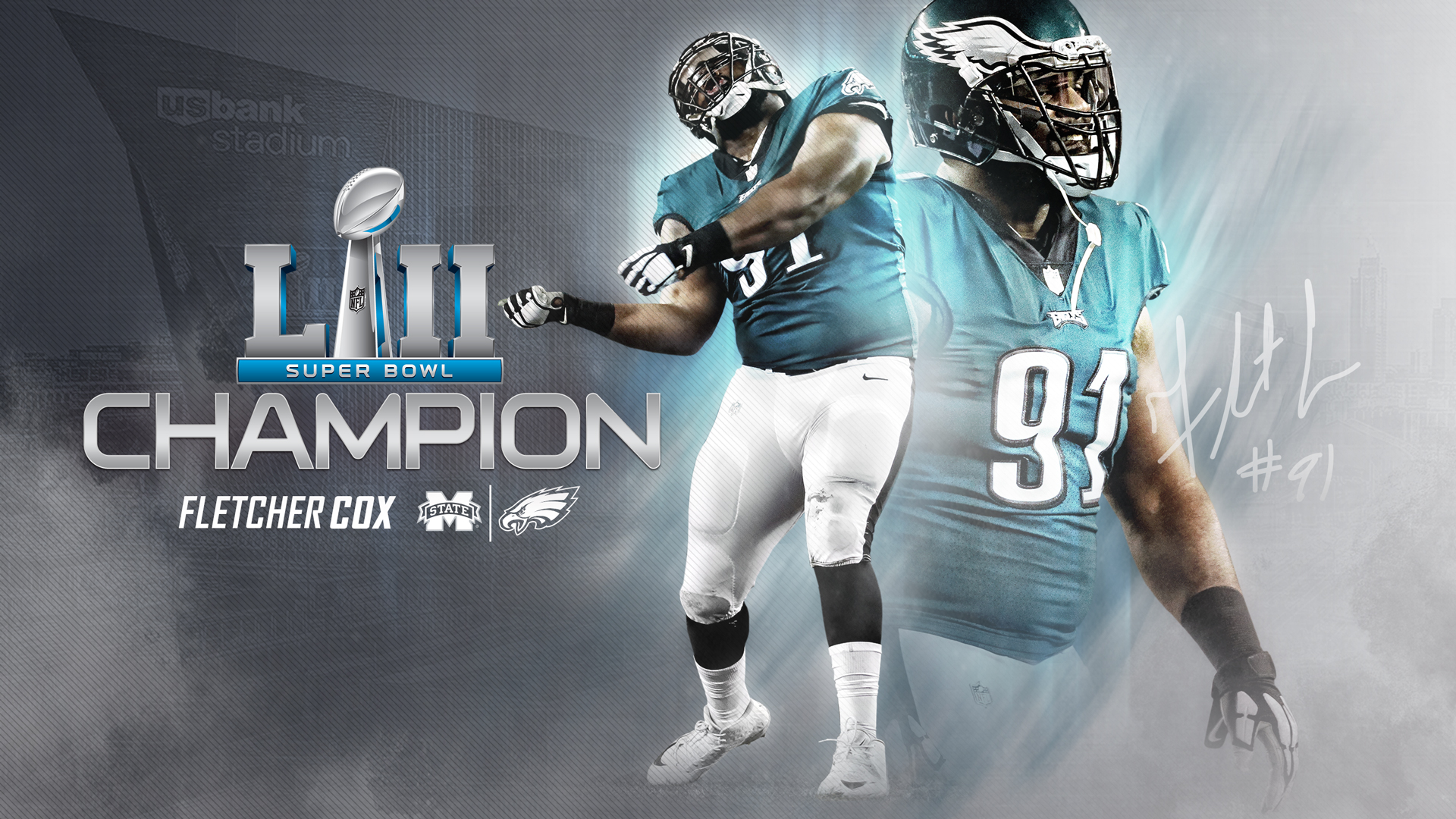 From State to Super Bowl: Fletcher Cox