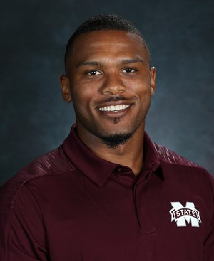 promo code 285ab 2065b Mark McLaurin - Football - Mississippi State