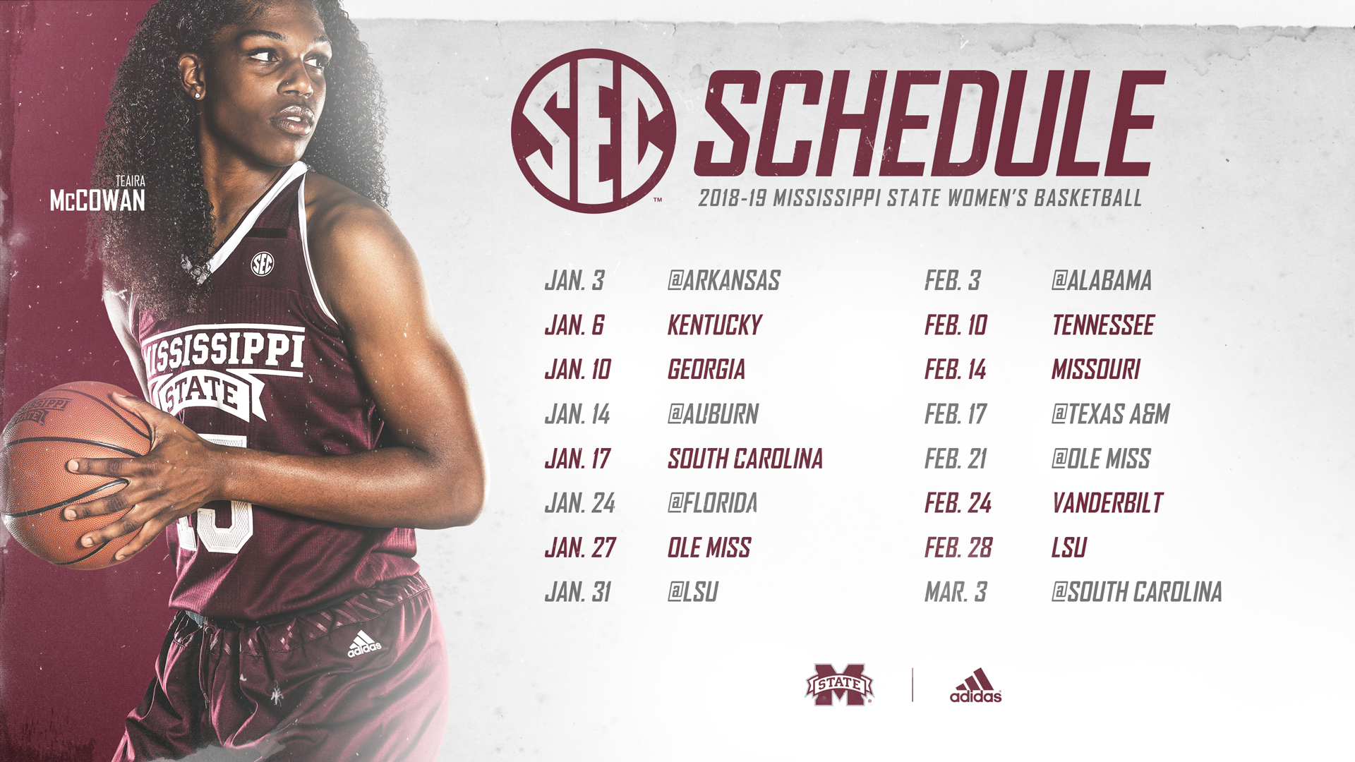 0c4b9d632a26 SEC Champion Bulldogs' 2019 League Set Released - Mississippi State