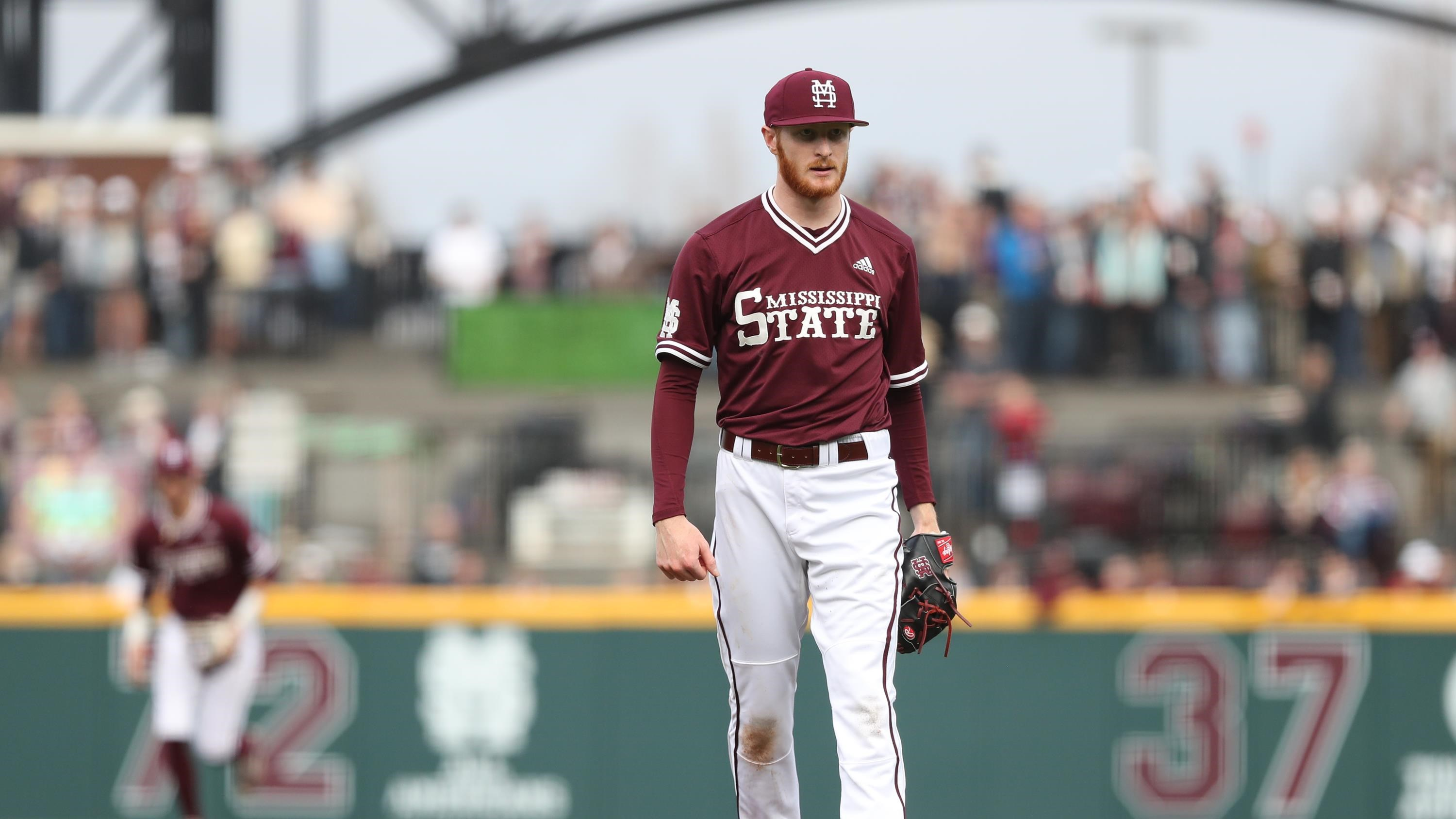 1fe2f620c4a Senior Feature  Jared Liebelt - Mississippi State