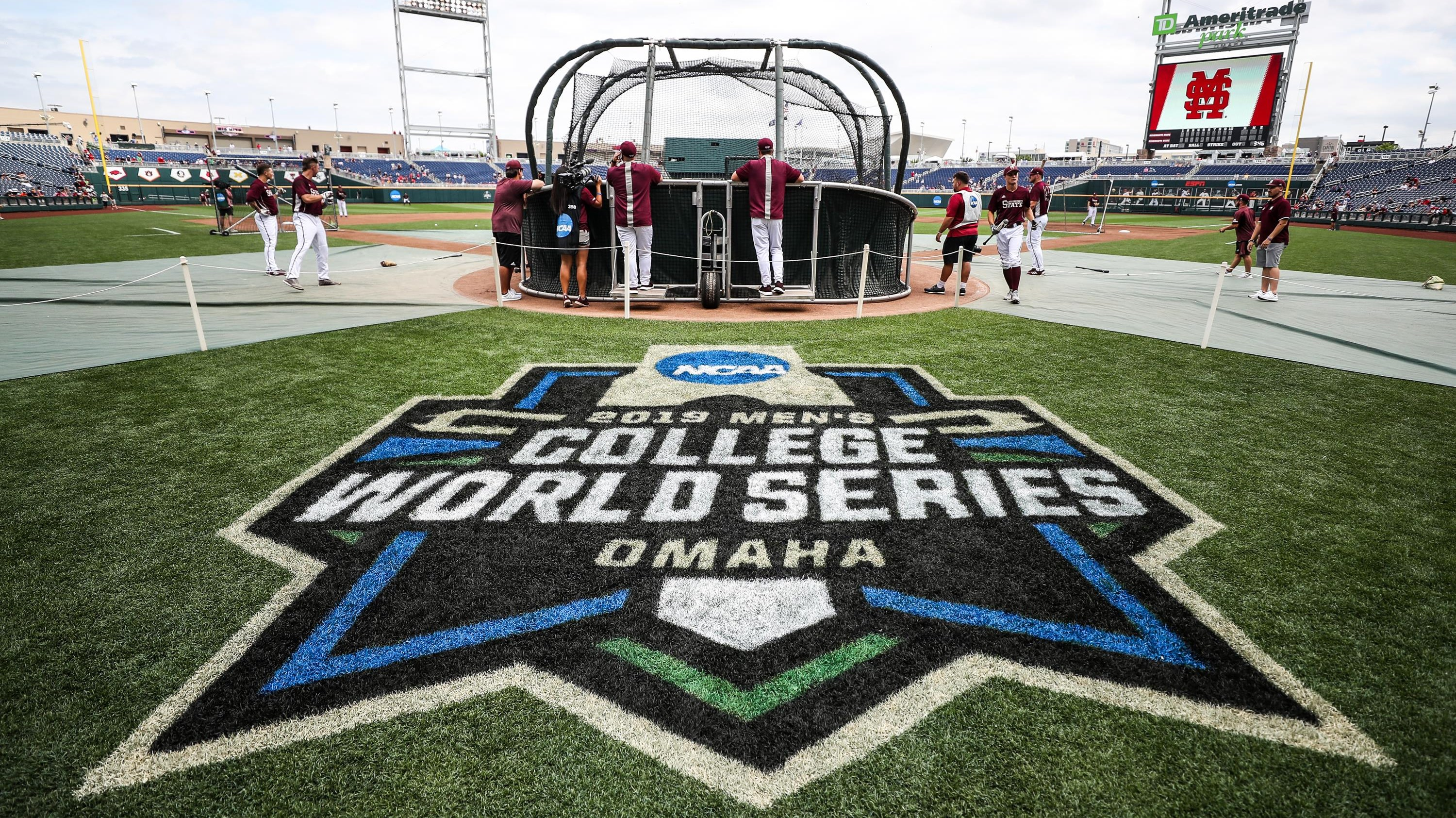 3ace1e5f Diamond Dawg Gameday: College World Series - Mississippi State