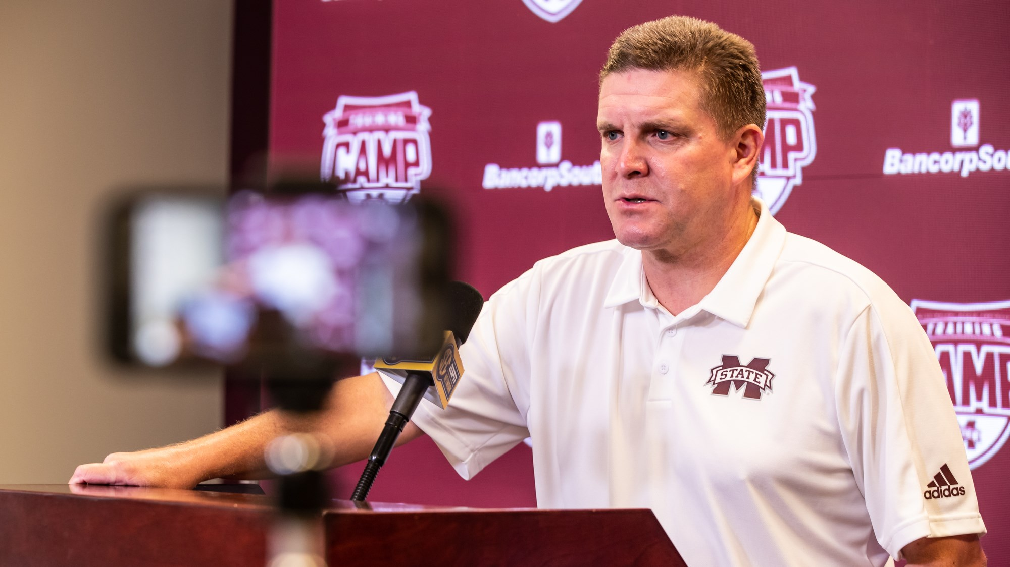 Media Day Press Conference: Assistant Coaches Transcript